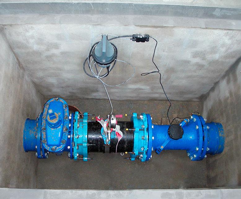sistema monitorizacion agua - Equipos de control de agua potable