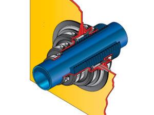 PDBD 115 63 300x225 - Pasamuro doble para tubería corrugada de 115 mm exterior y cierre a 63 mm. mod. PDBD 115-63