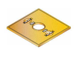 S LID SQUARE 20 300x225 - Tapadera con agujero central para cuello de arqueta cuadrado de 760 mm. mod. S-LID-SQUARE-20