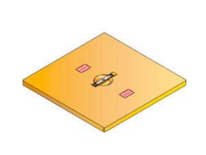S LID SQUARE 300x225 - Tapadera para cuello de arqueta cuadrado de 760 mm. mod. S-LID-SQUARE