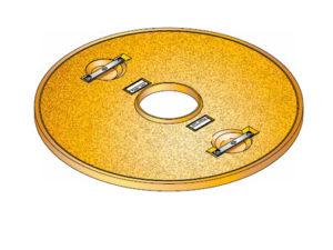 S S LID ROUND 20 300x225 - Tapadera pisable con agujero central para cuello de arqueta de 900 mm. mod. S-S-LID-ROUND-20