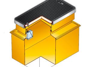 S9D 3140 300x225 - Arqueta rectangular de 1470 x 990 mm y altura ajustable de 900 mm. mod. S9D-3140